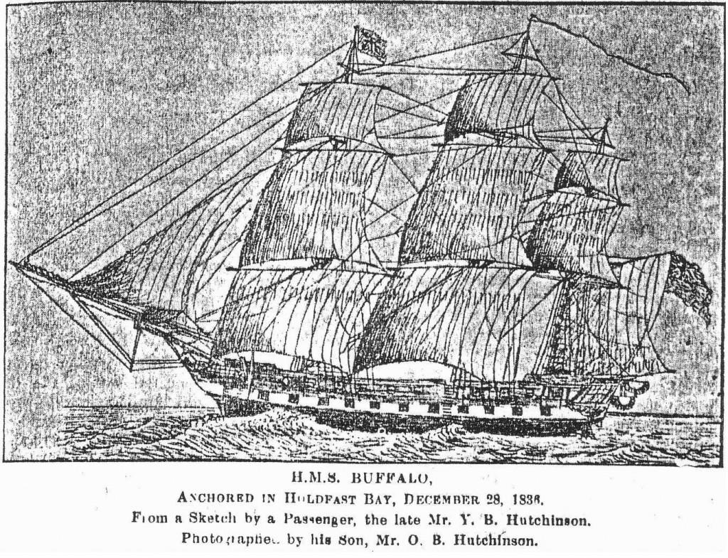 1836 Buffalo HMS